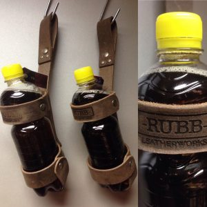 -RUBB-Leatherworks Bottle holder