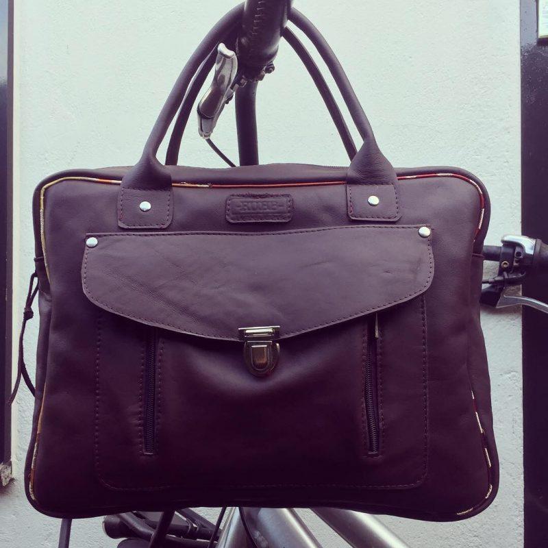 -RUBB- Leatherworks businessbag 1