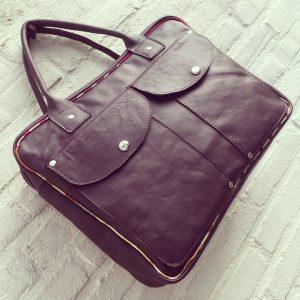 RUBB Leatherworks Businessbag 2